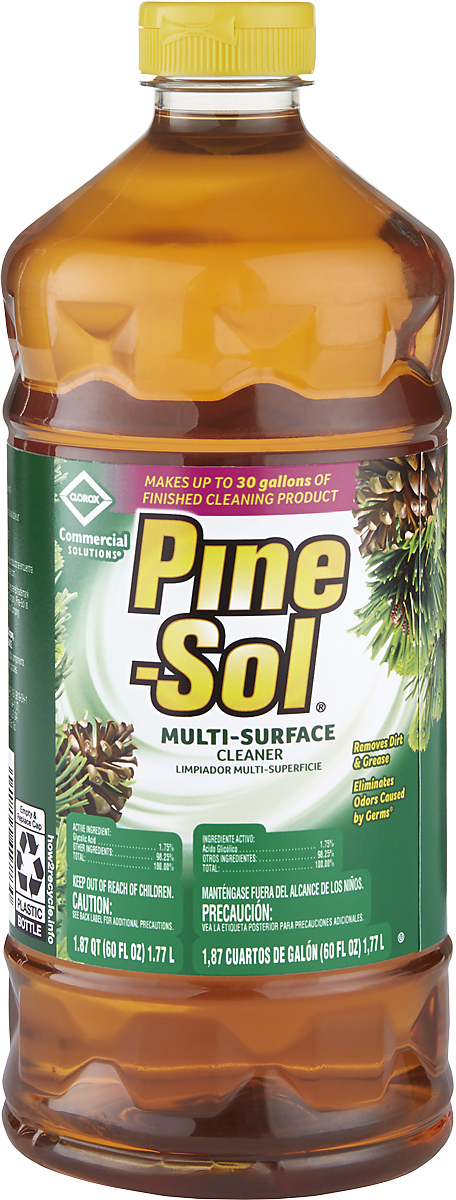 Pine Sol 174 Multi Surface Amp Multipurpose Cleaners Cloroxpro