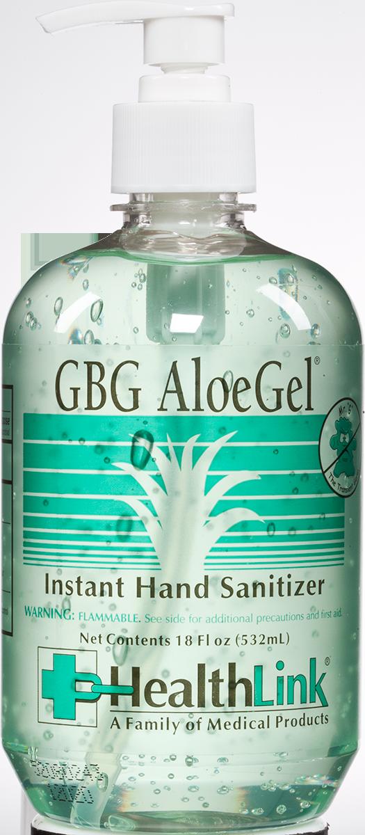 HealthLink® GBG AloeGel® Instant Hand Sanitizer | CloroxPro
