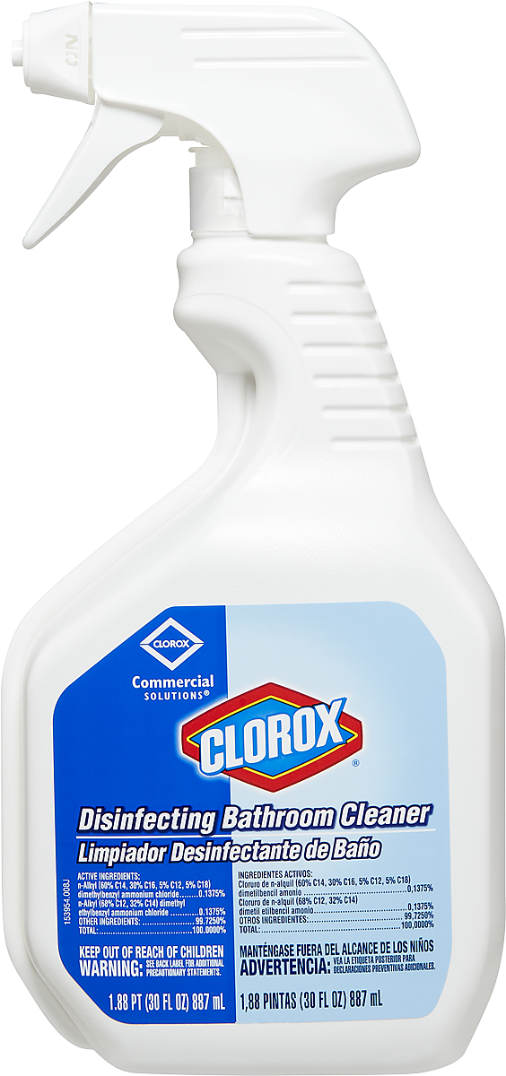 Bathroom Cleaner Restroom Cleaning Clorox Professional Cloroxpro