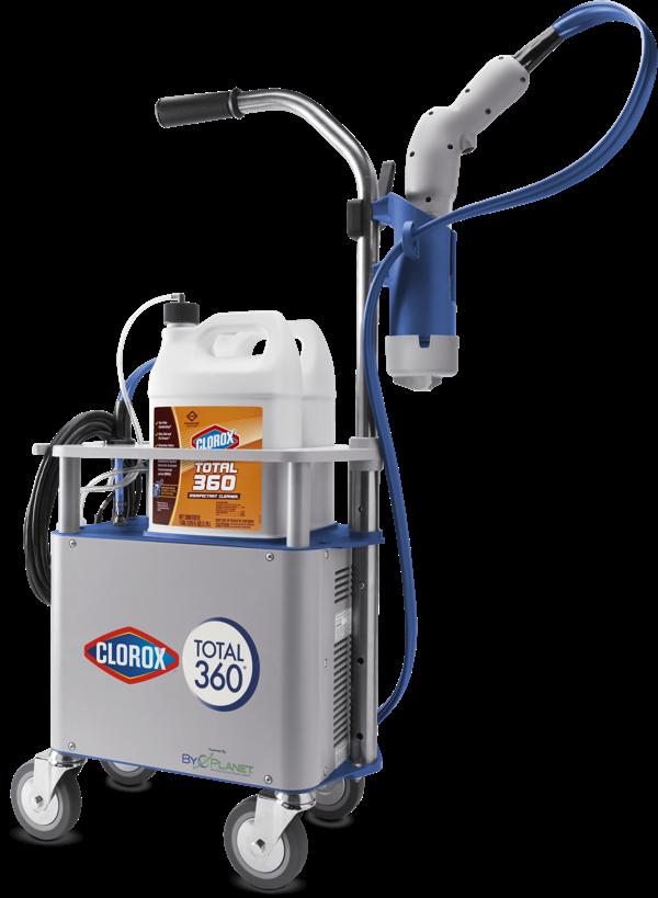 Clorox 174 Total 360 174 System Electrostatic Sprayer Cloroxpro